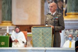 Il generale Francesco Olla.